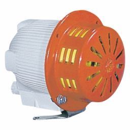 Mini sirene - 240V - 0,24A - 102dB - IP43