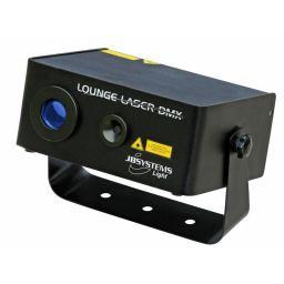 Lounge laser (150mW red + 40mW green +5W blue LED)