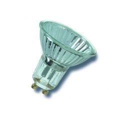 GU10 -socket - PAR16 - 28W - 230V Halogeen lamp - d=51mm / l=55mm - 30°