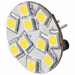 LED lamp G4 socket warm wit 12V 140lm 1.8W