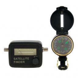 Satellietzoeker kit
