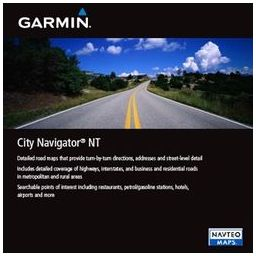 Map update 2014 City Navigator