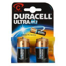 Duracel Ultra C  2pcs