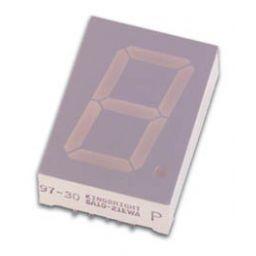 7-segment display CC 25mm *
