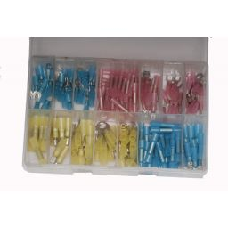 Butt splice assortiment  180