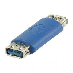 USB  A vrouwelijk  USB A vrouwelijk voor USB 3.0