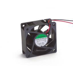 Sunon Ventilator- 12VDC - 60 x 60 x 25mm -39,9m³/h - 34dBA
