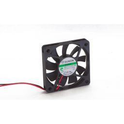 Sunon Ventilator- 12VDC - 60 x 60 x 10mm -23,1m³/h - 25dBA