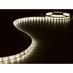 Kit met flexibele led-strip en voeding - warmwit - 180 leds - 3 m - 12 vdc