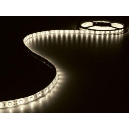 Kit met flexibele led-strip en voeding - warmwit - 300 leds - 5 m - 12vdc