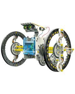 Robotkit op zonne-energie - 14-delig