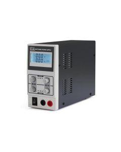 DC lab schakelende voeding 0-30VDC /10A  met LCD