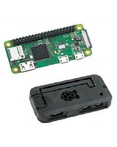 Starterkit Raspberry PI zero met headers en behuizing
