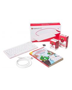 Raspberry Pi 400 Computer Kit US Keyboard Layout 4GB