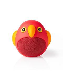 Animaticks Bluetooth Speaker Perry Parrot - 16GF1