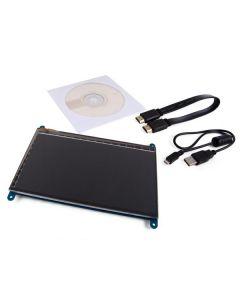 "HDMI-B Touchscreen voor Raspberry Pi ® - 7"" - 800x480"