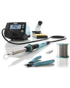 Weller WE1010 Educational Kit met 70W soldeerstation, Tang 170M, Soldeertin en stift ET-B