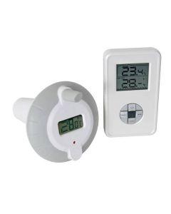 Draadloze thermometer voor zwembad / vijver