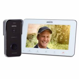 Doorguard 470 LCD video deurintercom met geheugen – kleur