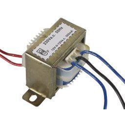 Open frame transformator 12-0-12V 500mA