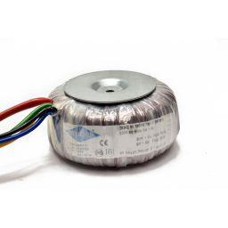 Ringkerntransformator 150VA 2x22V 3,4A