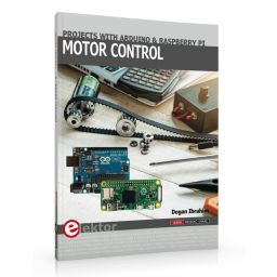 Motor control projects with Arduino and RPI (Engels)