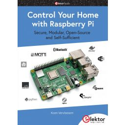 Control Your Home With Raspberry Pi - English
