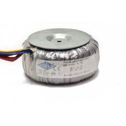 Ringkerntransformator 200VA 2x15V 6,6A