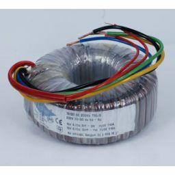 Ringkerntransformator 200VA 2x25V 4A