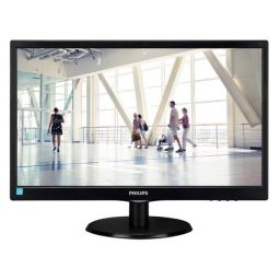 "Philips monitor 23,6"" HDMI VGA 1920x1080 pixel"