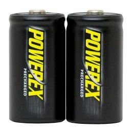 Herlaadbare C-batterijen - 1,2V 5000mAh - NiMH - 2 stuks