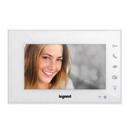 Extra scherm voor videofoon Legrand met WiFi