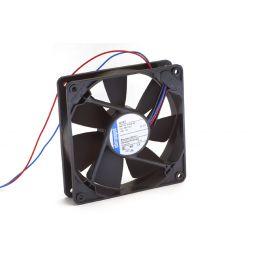 PAPST ventilator 24VDC 119x119x25mm