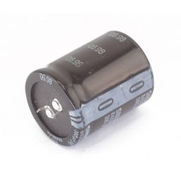 Electrolytic capacitor 470 µF 160V  22,5x46mm 85°C P10