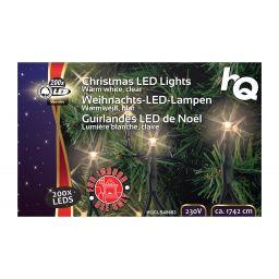 Kerstverlichting 200 LED 4 W 17,4m Warm Wit Binnen