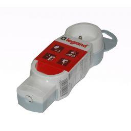 3-voudig stopcontact zonder snoer 220-240V - 3 x 10/16A