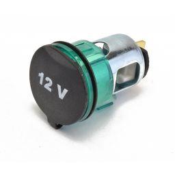 DIN standaard aansteker-prise - groot - inbouw 12V