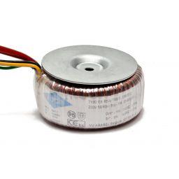 Ringkerntransformator 65VA 2x15V 2,1A