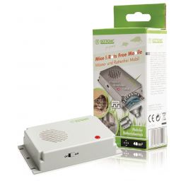 Muizen- en Rattenverjager 12 - 24 kHz