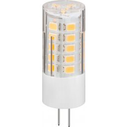 LED compact lamp, 3.5 W voet G4, 35 W equivalent, cool white, niet dimbaar