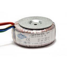Ringkerntransformator 80VA 2x18V 2,2A
