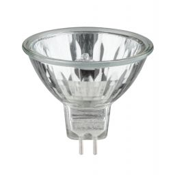GU5.3 / MR16  - 50W - 12V Halogeen lamp - d=51mm / l=46mm - 36° 675lm