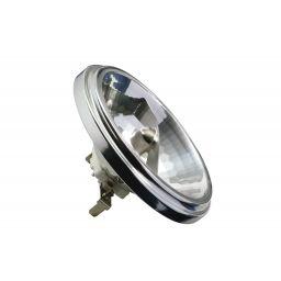 G53 - voet - AR111 - 50W - 12V Halogeen lamp - Ø=111mm / Hoogte=51mm