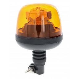 LED zwaailamp oranje met DIN 14620-A