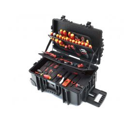 Elektricien Competence XX II, 115-delig. WIHA