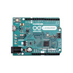 Arduino LEONARDO met headers programmeerbord