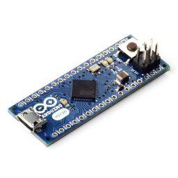 Arduino Micro microcontroller bord ATmega32u4 zonder headers