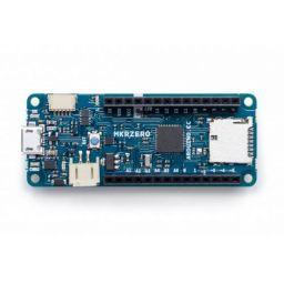 Arduino MKRZERO - I2S bus & SD voor geluid, muziek & digitale audio data