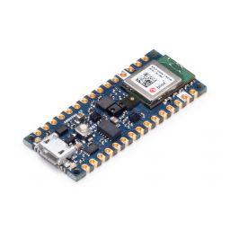 Arduino NANO 33 BLE Sense zonder headers