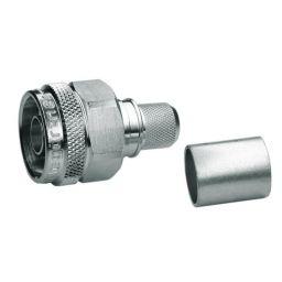 N connector - Man - Krimp J01020A0110 - Voor RG214 kabel J